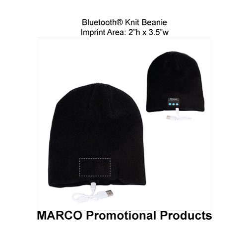5c267a33b58 Bluetooth® Knit Beanie WE-18041