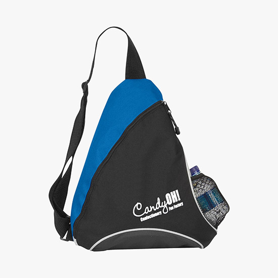 d932b26365a Customized Sling Backpacks Printed with Logo - MARCO Promos