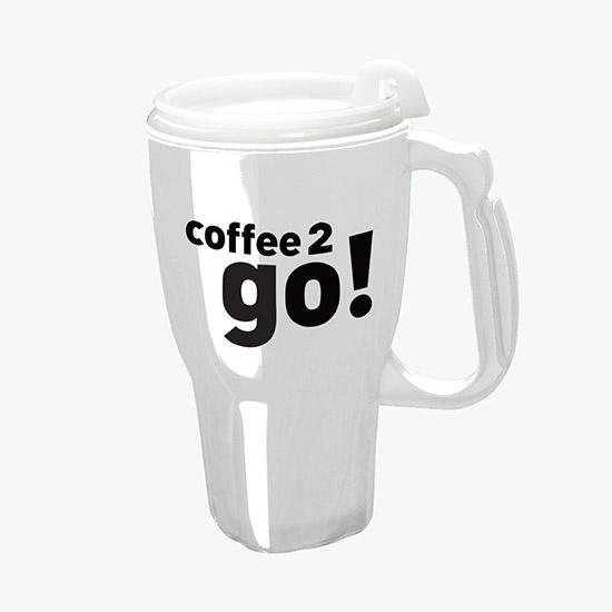 Custom Logo Mugs Cups Ceramic Plastic Travel Styles