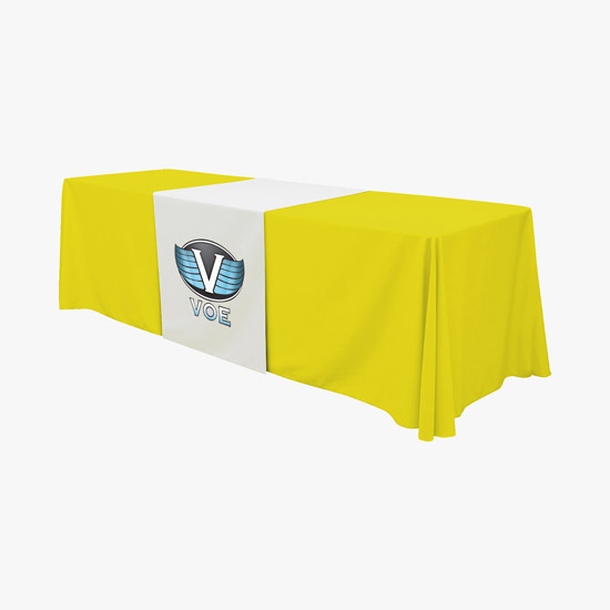 8 To 6 Convertible Table Cover Combo With Full Color Dye Sub Dy 1305