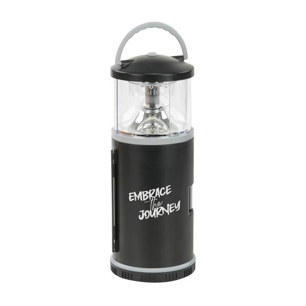 Lantern With Tool Set