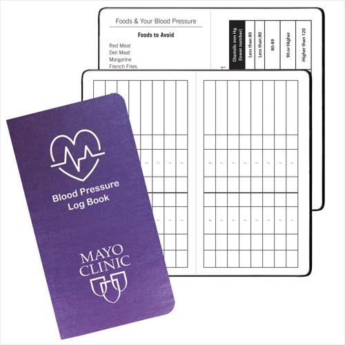 Pocket Planners, Blood Pressure Log, BP-16