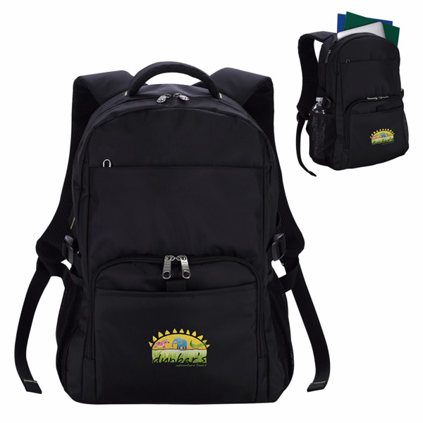 2f2429fb7cd Deluxe Laptop Backpack