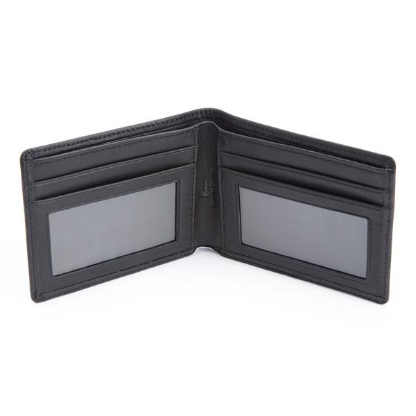 dcb4e783e230 RFID107-5 Royce RFID Blocking Bifold Credit Card Wallet in Genuine ...