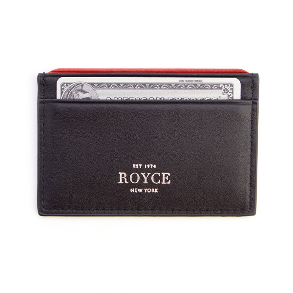 4c907cb72e2 Luxury Genuine Leather Credit Card Wallet with RFID Blocking Technology for  Identity Protection