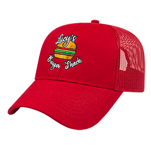 Countries of Americas Baseball Caps Hats with Five 3D Embroideries